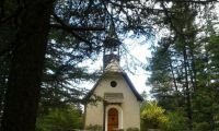 Small chapel in Cordoba. Argentina