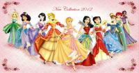 new_collection__princess_disney_by_sonala-d4wf849