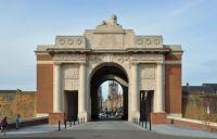 Menenpoort (Menin Gate), Ieper (Ypres)