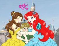 Belle & Ariel 1