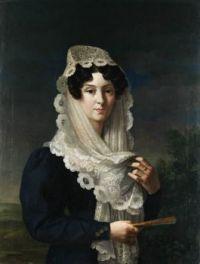 Vicente López y Portaña Doña Gertrudis de Compte y de Bruga c. 1829?1832