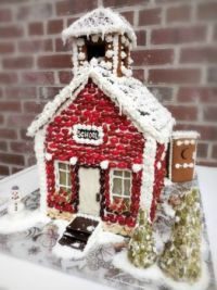 gingerbread school