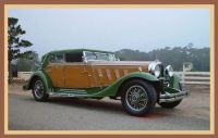 Spohn Maybach DS8 Zeppelin 4DR Cabriolet, 1932