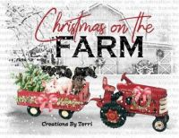 White Christmas on the Farm