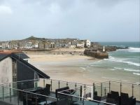 Tide's Out - Harbour at St Ives, Cornwall