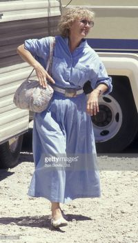 Joanne Woodward-Brasselton Race Track, Georgia-June 28-1987
