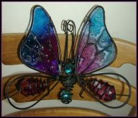 2021 - Seasonal - Spring - Garden - Butterfly 1 (Very Large)