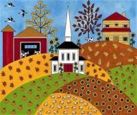 Autumn tapestry - Medana Gabbard