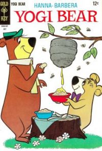 YOGI BEAR: Lunch Time