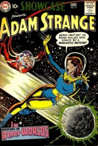SHOWCASE presents ADAM STRANGE !