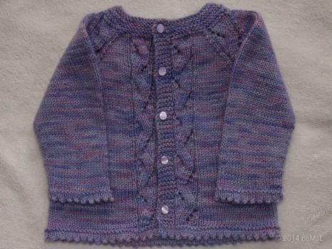 Sunnyside Baby Sweater