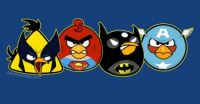 Angry Birds Super Heroes