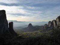 Dusk - Meteora, Greece