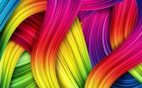 Tangled Rainbow, Large