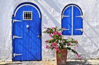 Themes: Blue & White