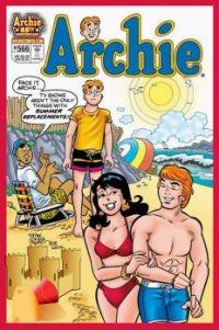 Archie #566 Summer Fun