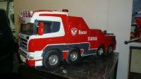 rescue truck