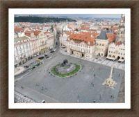 Paha - Staroměstské náměstí...  Prague - Old Town Square ...