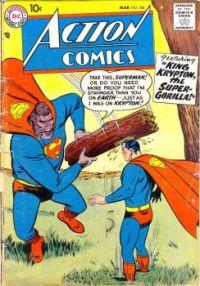 Superman Versus The Super-Gorilla