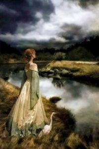 Whispers on the Wind, Edward Robert Hughes
