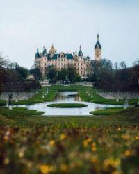 Schwerin Castle, Germany  5528