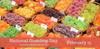 Today Is National Gumdrop Day!!