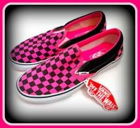 Pinknblack shoes
