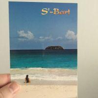 St-Bart Postcard