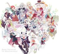Rune Factory 4 - Character Group Montage