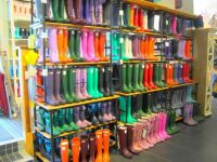 Lots of Wellies