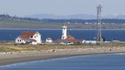 Point Wilson Light-Port Townsend, WA