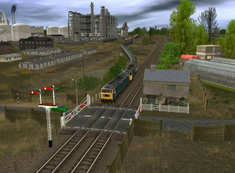 TRAINZ Screenshot - 002
