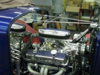 350 Chevy Motor - The Heartbeat of the Hot Rod World