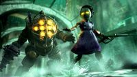 Little Sister & Big Daddy from BioShock