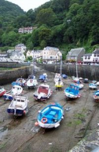 Combe Martin Harbour
