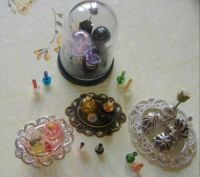 Crafts - Dolls Houses - Perfume/Scent Bottles, Etc (Small)