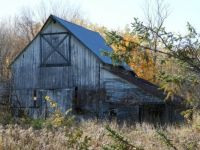 Old Wisconsin barn