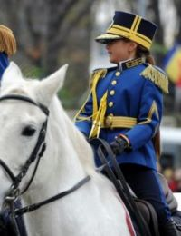 Romania's National Day parade