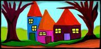houses & trees