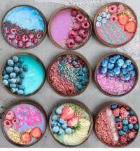 Smoothie bowls 1