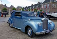 Alvis Three Litre Drophead Coupé by Tickford 1952