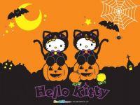 Helloween Kitties!