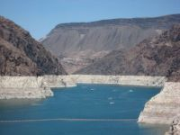 above hoover dam