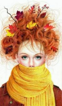 Fall Hair Day - Pinterest