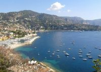 Villefranche-sur-Mer, South of France