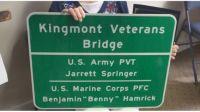 Kingmont Bridge
