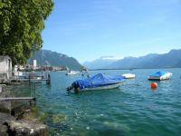 Lac Léman (Montreux - Suisse)