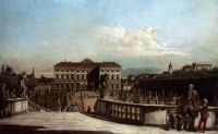 Bernardo Bellotto - Garden Palace in Vienna