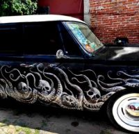 Octo Car Large