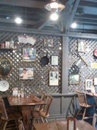 Decor in Restaurant